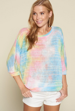 Load image into Gallery viewer, Pixie Dust Loose Knit top