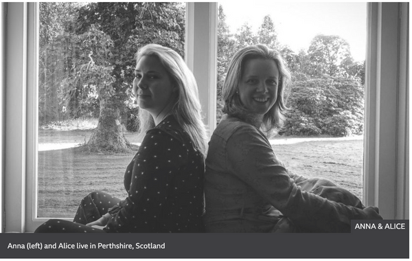 pairs scotland founders featured on bbc