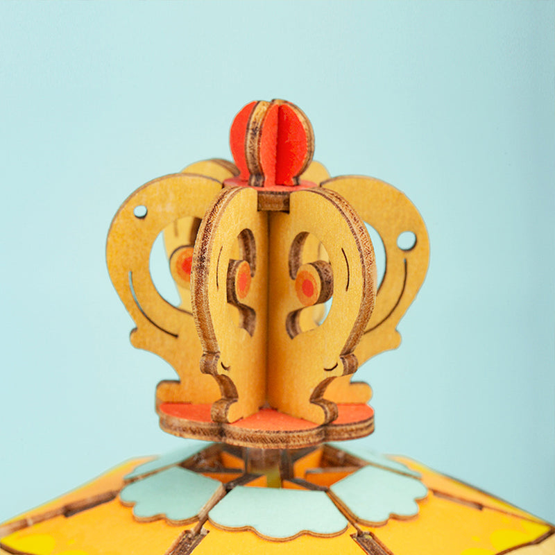 SOHO time DGM01 DIY Miniature Home Office Studio Kit