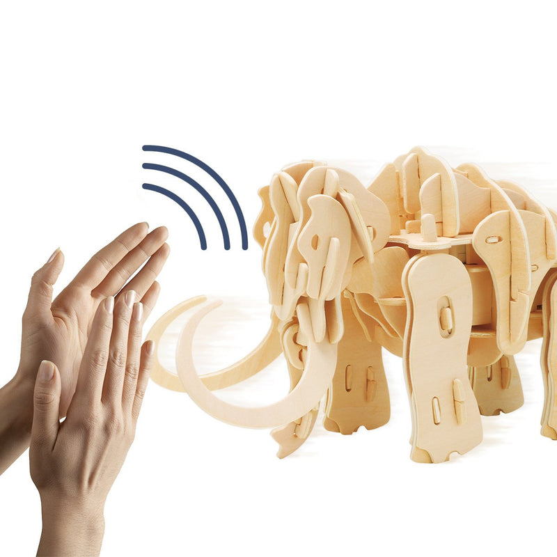 Robotic Dinosaurs - Sound Control Mammoth A400