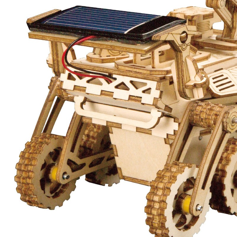 Rokr Harbinger Rover LS402 Space Rover Solar Energy Car Toys