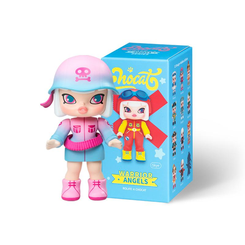 Rolife Chocat Warrior Angels Surprise Doll Figures (Blind Box)
