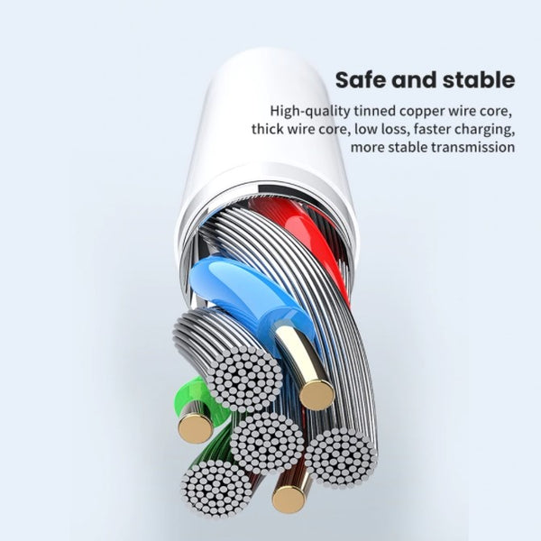 Supercalla Magnetic Mobile Phone Charger Cable