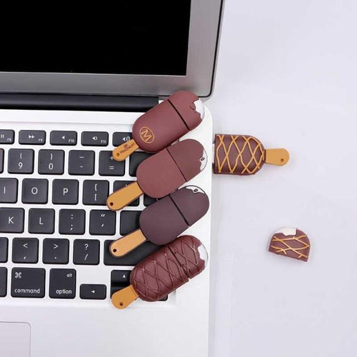 Ice Cream and Chocolate USB Flash Drive - giftfeedstore