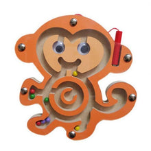 Load image into Gallery viewer, Magnetic Maze Educational Montessori Toys For Kids - giftfeedstore