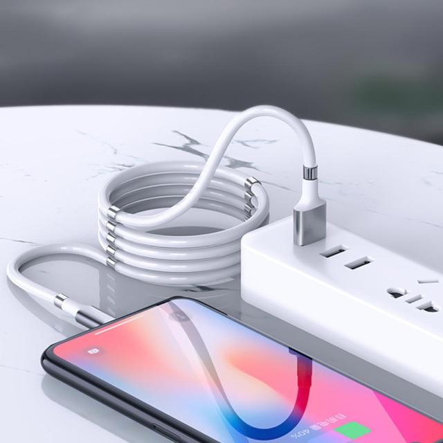 Supercalla Magnetic Mobile Phone Charger Cable - giftfeedstore