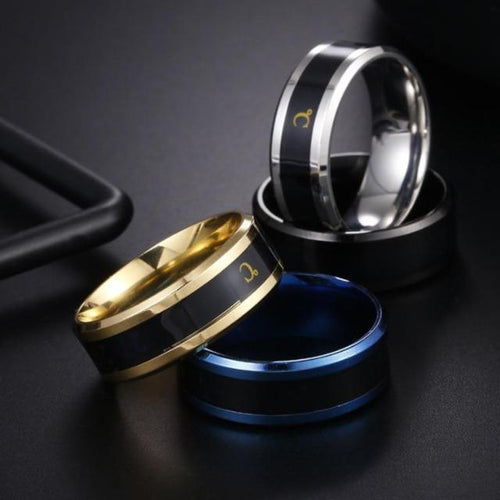 Thermometer Rings for Men - giftfeedstore