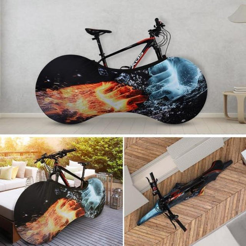 Trendy Design Strech Fabric Bike Cover Bike Protector Bag - giftfeedstore