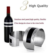 Load image into Gallery viewer, Wine Collar Thermometer Clip with LCD Display - giftfeedstore