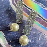 Rainbow Bar Dangles