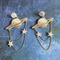 Saturn And The Stars Dangles