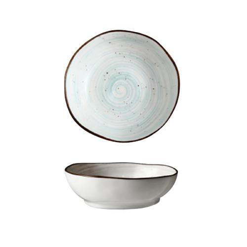 Hand-painted seasoning dish Thread-Friendly Cooks