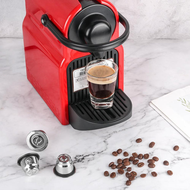 Nespresso coffee foaming capsule set-Friendly Cooks