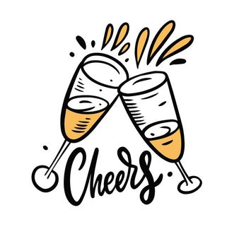 Cheers! Cling Cling