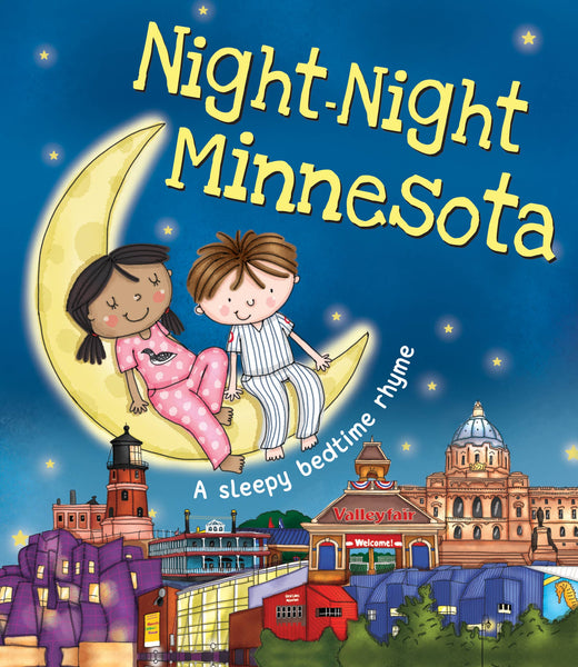 Night-Night Minnesota - Book