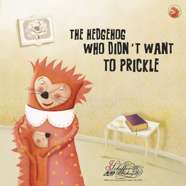 The Hedgehog Who Didn't Want to Prickle: Augmented Reality Book