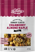Load image into Gallery viewer, Cranberry Almond Maple Granola