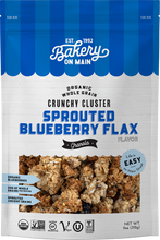 Load image into Gallery viewer, Sprouted Blueberry Flax Granola