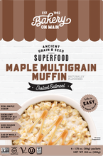 Load image into Gallery viewer, Maple Multigrain Muffin