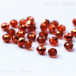 Austria faceted Crystal Beads