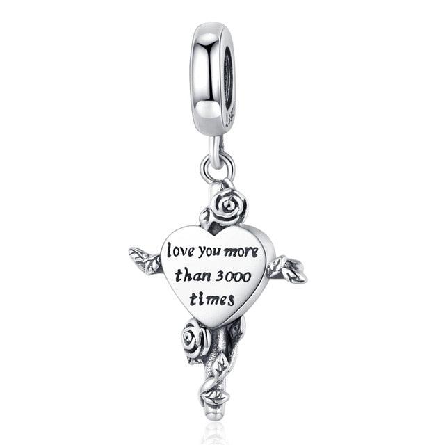 Charms 925 Sterling Silver For Charms Bracelet