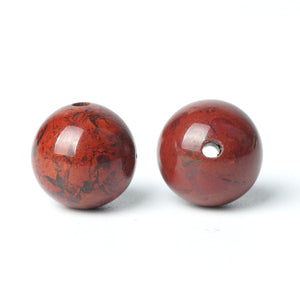 Red Blood Jasper Beads 6/8/10mm
