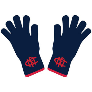 Norwood FC - Knitted Gloves