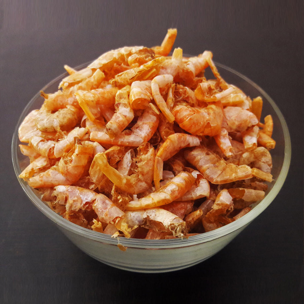 Dried Sea Prawns (fully cleaned)