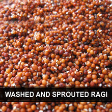 Load image into Gallery viewer, Sprouted Ragi Flour