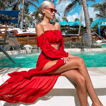 Load image into Gallery viewer, Jazmine Swim Cover-up