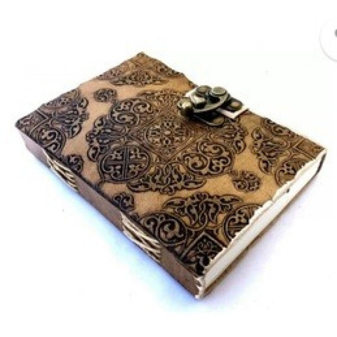 Notebook Hand Made Leather Notebook