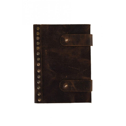 Leather Diary Hand Made Notebook In India