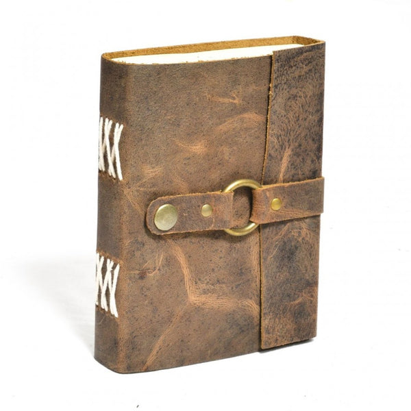Leather Diary Hand Made Note Book For Writing