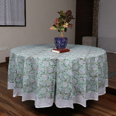 Vintage block print  Table Covers BG02