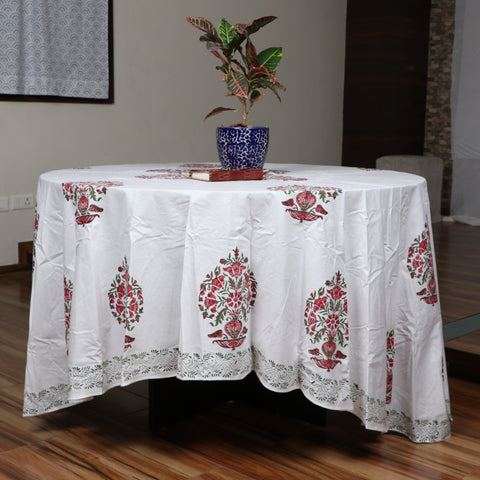 Pool block print Table Covers BG02