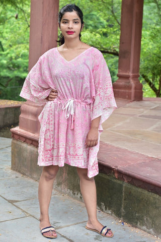Cotton caftan BWC By BG