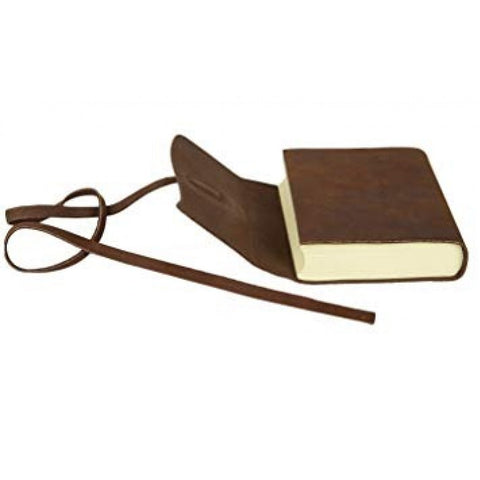 Hand Made Leather Note Book For Your Love Story