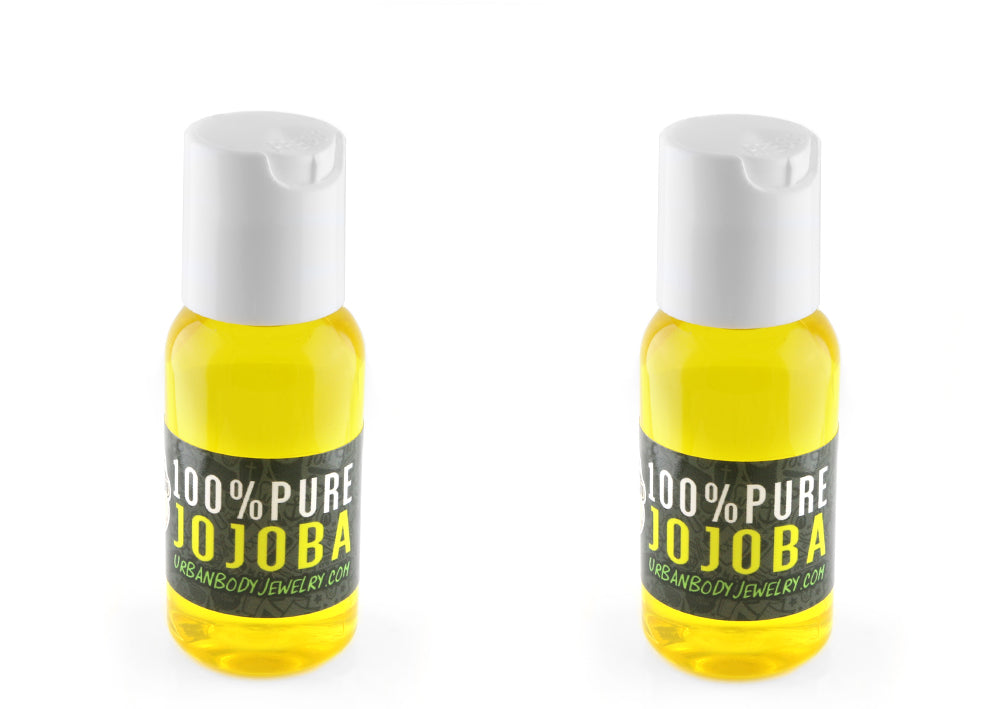 JoJoba Oil for Stretched Ears