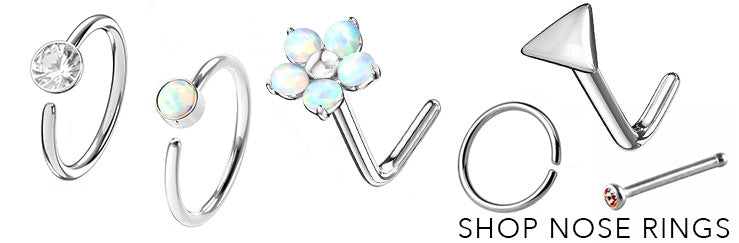 Shop Nose Rings
