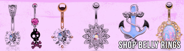 Shop for Belly Button Rings