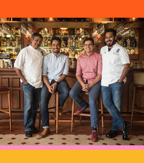What Makes The Bombay Canteen India's Most Beloved Restaurant by Vasundhara Sawhney