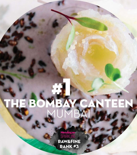 The Bombay Canteen, Mumbai #1 On Top Restaurant Awards 2018 List