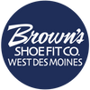 Brown's Shoe Fit Co. West Des Moines