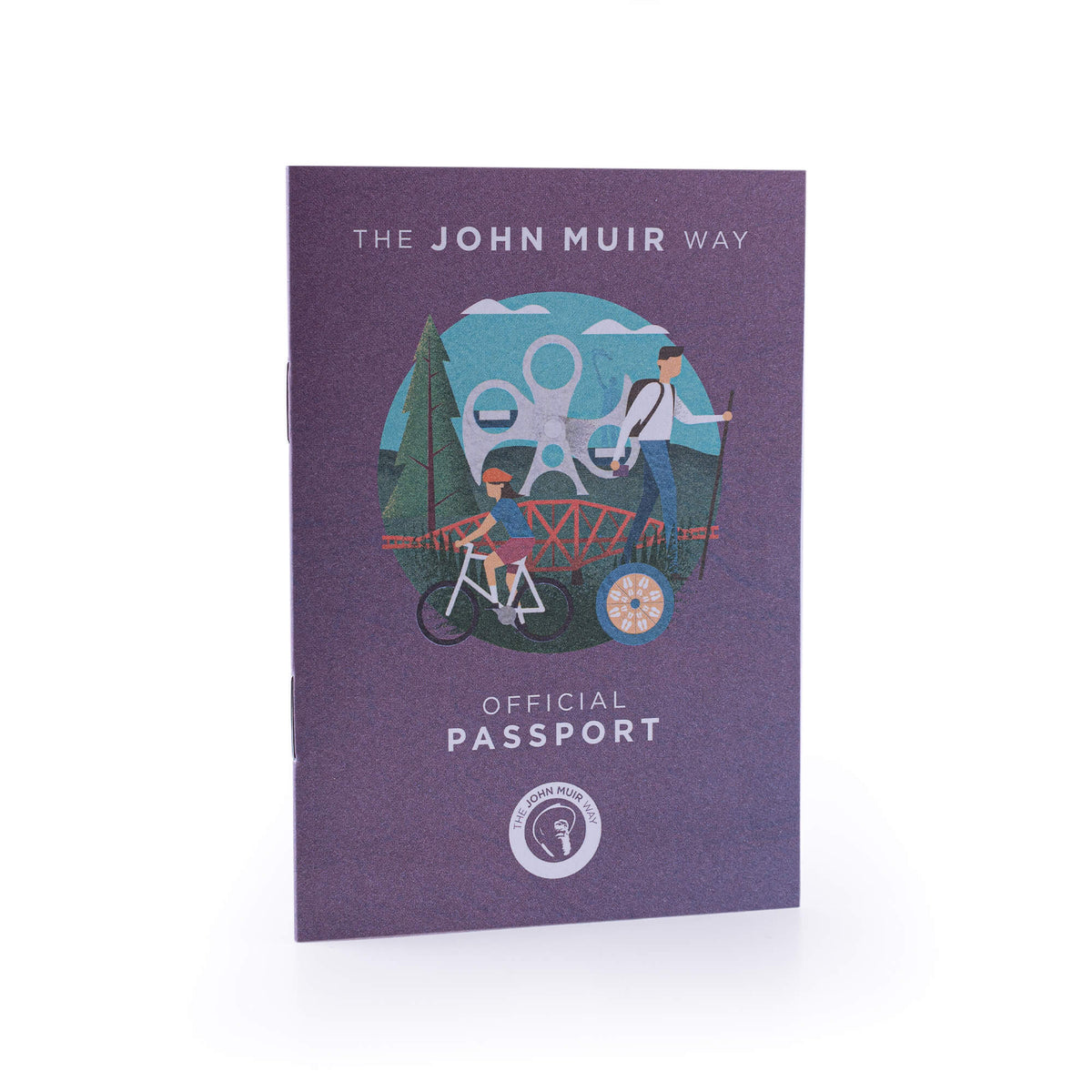 john muir way official route passport