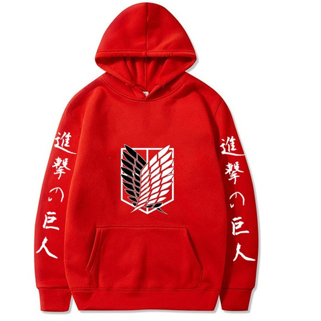 Attack on Titan: Scout Hoodie