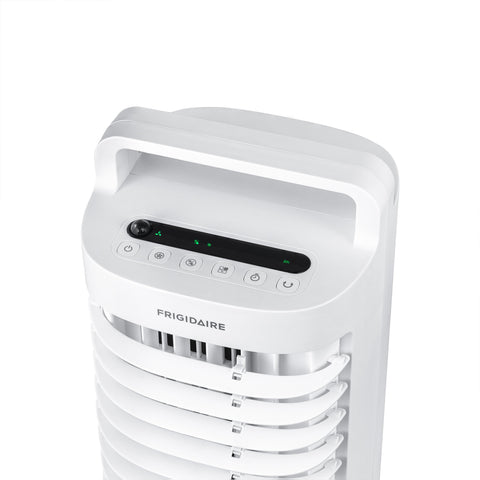 Frigidaire 2-in-1 Personal Evaporative Air Cooler and Fan, 175 CFM's with 3 Fan Speeds & Removable Water Tank