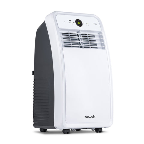 Image of NewAir Compact Portable Air Conditioner, 8,000 BTUs (4,500 BTU, DOE), Cools 200 sq. ft., Easy Setup Window Venting Kit and Remote Control