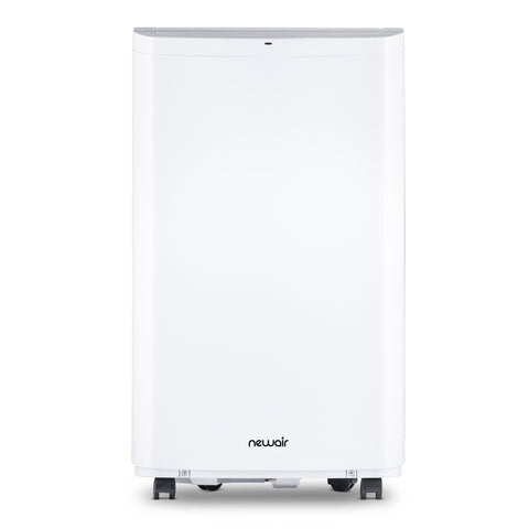 NewAir Portable Air Conditioner, 14,000 BTUs (9,500 BTU, DOE), Cools 500 sq. ft., Easy Setup Window Venting Kit and Remote Control