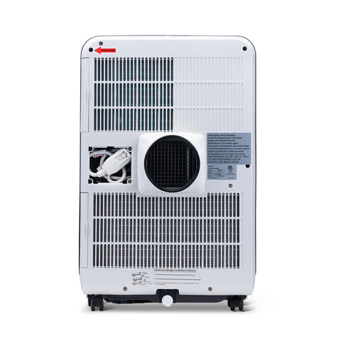 Image of NewAir Portable Air Conditioner and Heater, 12,000 BTUs (7,700 BTU, DOE), Cools 425 sq. ft., Easy Setup Window Venting Kit and Remote Control