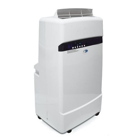 Whynter ECO-FRIENDLY 12000 BTU Dual Hose Portable Air Conditioner with Heater